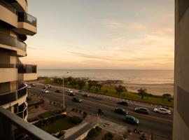 A picture of the hotel: Apto frente al mar