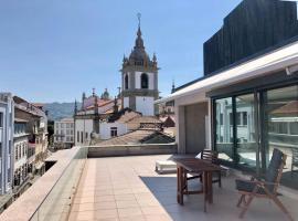Hotel photo: Rooftop studio in the city center