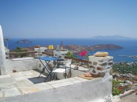 A picture of the hotel: Traditional stone house with breathtaking view