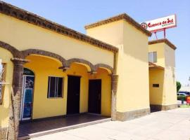 Hotel photo: Hotel Cuenca de Sol