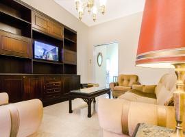 Hotel photo: Sunny apartment near Athens Metro
