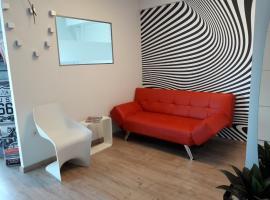 Hotel photo: Studiosbank NIKOM A