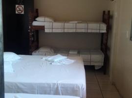 Hotel near Pedro Juan Caballero