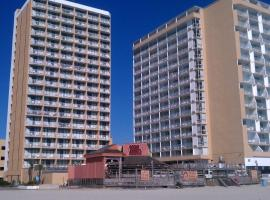 Hotel Photo: Sands Ocean Club by Myrtle Beach Management