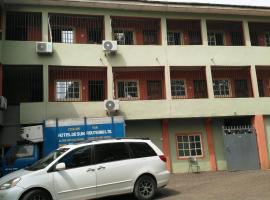 Hotel Photo: Hotel De Sunroute Akokwa