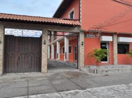 Hotel near Ciudad Choluteca