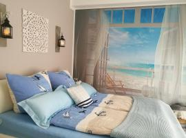 Hotel photo: Ferienwohnung Südterrasse mit Kamin Bj 2018