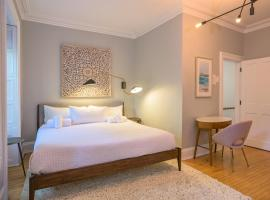 Hotel Foto: Deedee's Brownstone Van Vorst Park