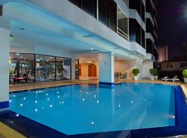 Hotel near Thailand