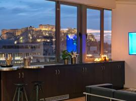 A picture of the hotel: Aria Acropolis Suites, Troulanda