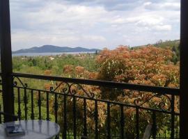 Hotel photo: Μονοκατοικία με θέα στη λίμνη Πλαστήρα