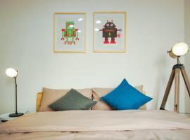 酒店照片: Leshan Shanzhong·Leshan Port·Snack Street Locals Apartment 00144870