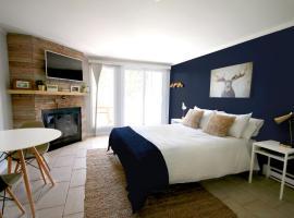 Hotel photo: Tremblant Studio Apartment 1