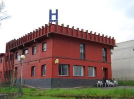 Hotel photo: Hotel Restaurante Lazkao