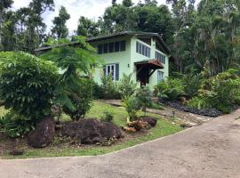 A picture of the hotel: Rainforest Home in El Yunque