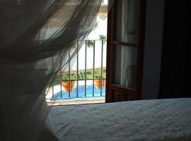 Hotel photo: Hacienda Olontigi