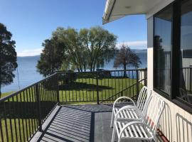 Foto do Hotel: Beautiful Lakefront Retreat