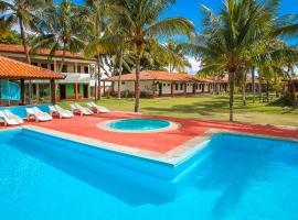 Hotel photo: Morada dos Coqueiros Praia Hotel