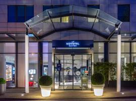 Фотография гостиницы: Novotel Suites Genève Aéroport