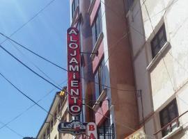 A picture of the hotel: La Paz Maravillosa