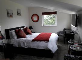 Hotel near Isle of Man