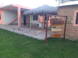 A picture of the hotel: Rancho Don Juan