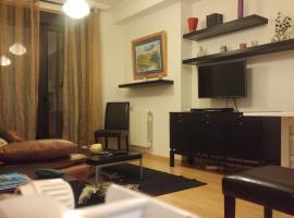 Fotos de Hotel: Apartamento 1 habitación en A Guarda