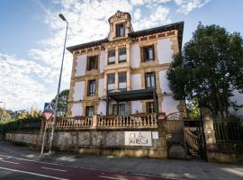 Gambaran Hotel: Hotel Olajauregi