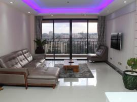 酒店照片: Crest Park Penthouse