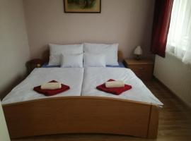Hotel photo: Alpokalja Motel és Kemping