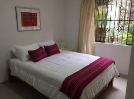 Hotel photo: Cozy & Charming apt in the center of Miraflores #1