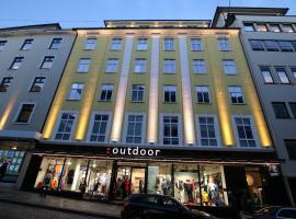호텔 사진: Lovely apartment in downtown Bergen