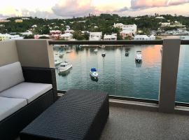 Hotel near Bermuda