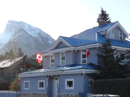 Hotel photo: Blue Mountain Lodge Bed & Breakfast
