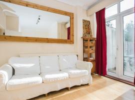 酒店照片: 1 Bedroom Flat in Wimbledon With Garden