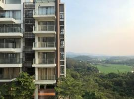 Hotel foto: Taishan Yihe Spring Apartment