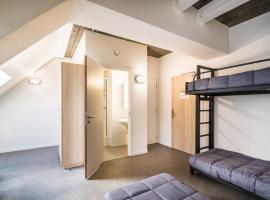 होटल की एक तस्वीर: Auberge de Jeunesse de Charleroi Youth Hostel
