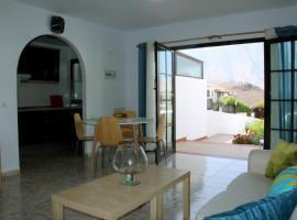 Hotel photo: Apartamento Agaete Vista Turman