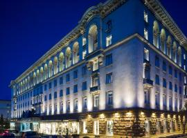 A picture of the hotel: Sofia Hotel Balkan, A Luxury Collection Hotel