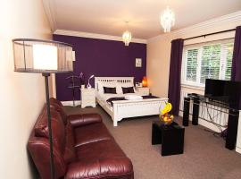 A picture of the hotel: Manchester Airport Guesthouse