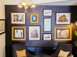 Hotel Photo: Best Western Plus Hotel Moderne Caen
