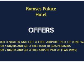 Hotel photo: Ramses Palace Hostel