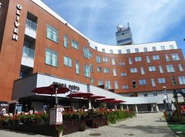 Hotel near Татры
