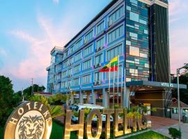 Hotel near Mawlamyine