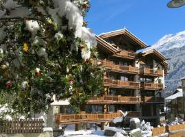 A picture of the hotel: Matterhorn Lodge Hotel & Appartements