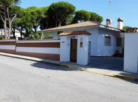 A picture of the hotel: Chalet Alto Standing Playa La Barrosa