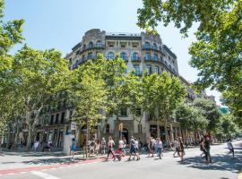 Hotel Foto: Safestay Passeig de Gràcia