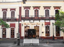 Hotel near Meksiko