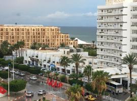 Hotel photo: Sousse Corniche Taib Mhiri Roadin Front of Riadh Palm Hotel