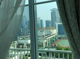 Hotel photo: Apartemen Startegis di Mega Kuningan